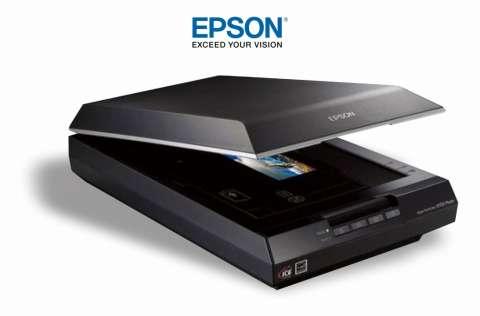 Escaner Epson V550