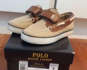 Zapato de la marca Polo para nene