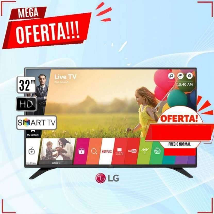 Televisor LG 32 pulgadas HD - 0