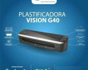 Laminador Vision G40