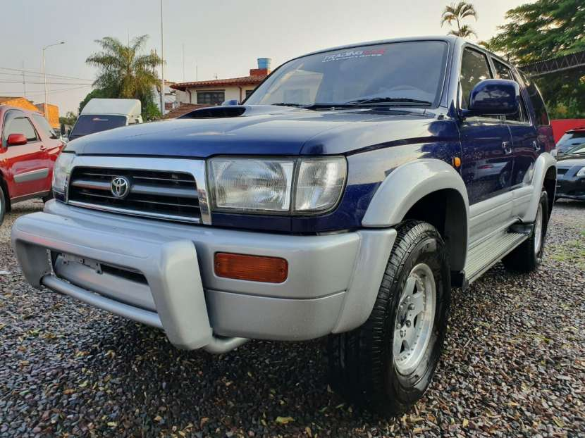 Toyota hilux surf 1998 - 0