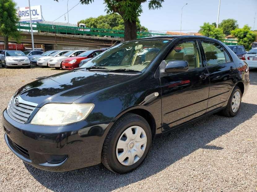 Toyota new corolla 2005 - 1