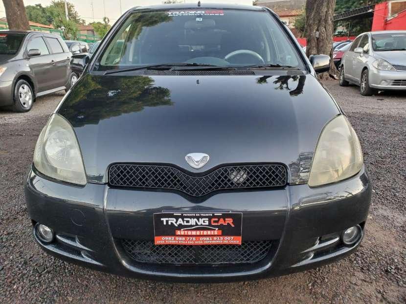 Toyota vitz rs 2001 - 2