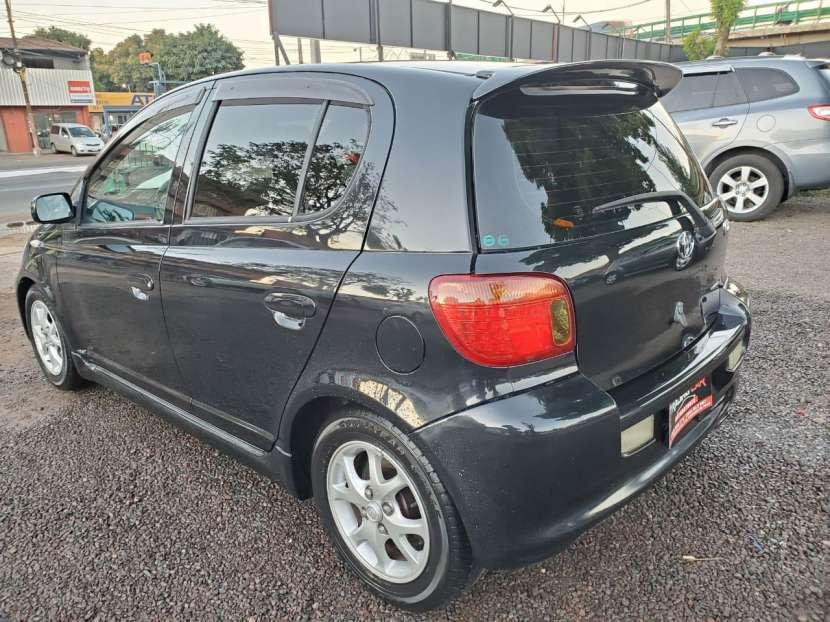 Toyota vitz rs 2001 - 3