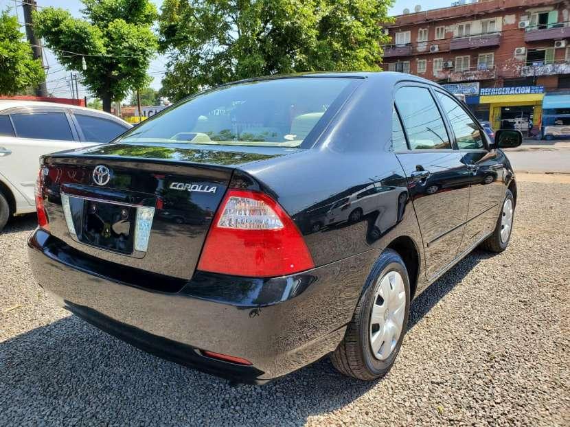 Toyota new corolla 2005 - 3