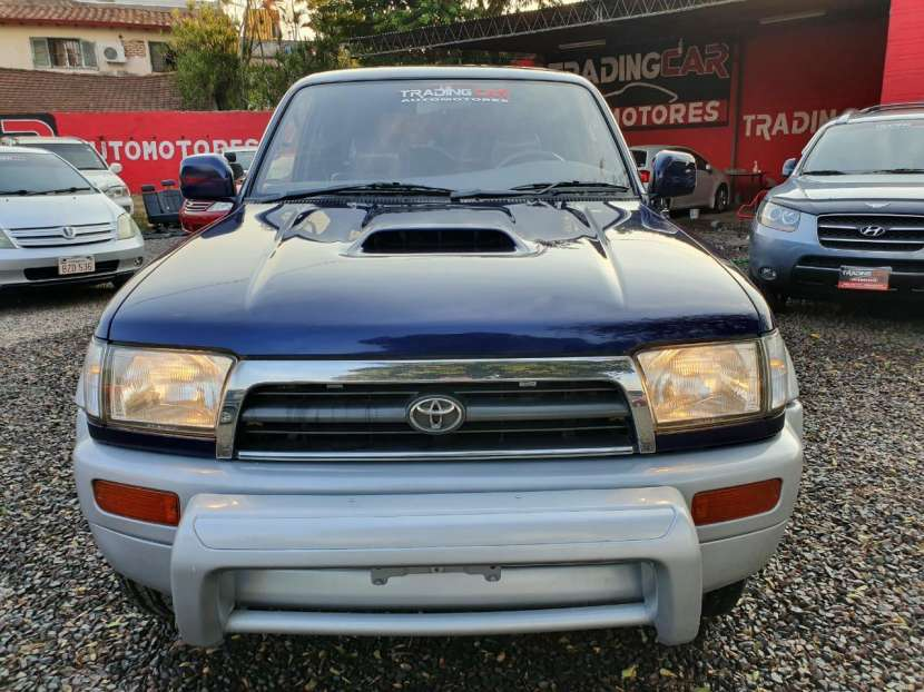 Toyota hilux surf 1998 - 3
