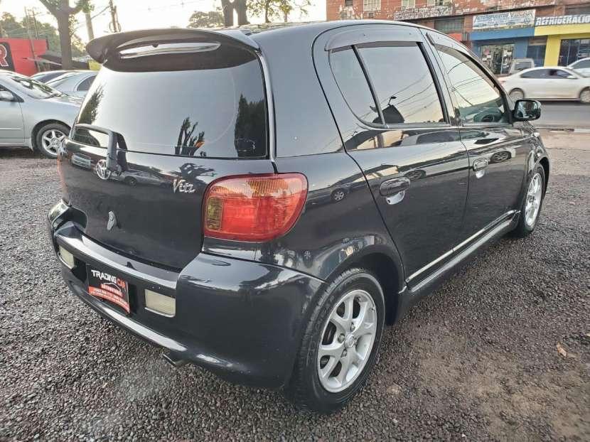 Toyota vitz rs 2001 - 4