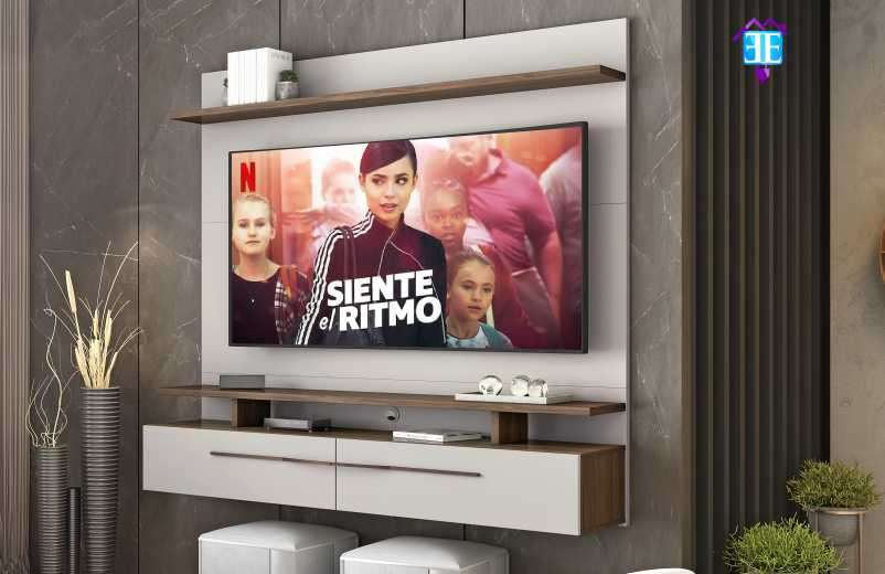 Panel para TV varios diseños y estilos - 8