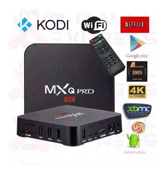 Tv Box MXQ-4K Pro - 3