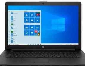 Notebook HP Intel Core i5-1035, Almacenamiento 256GB