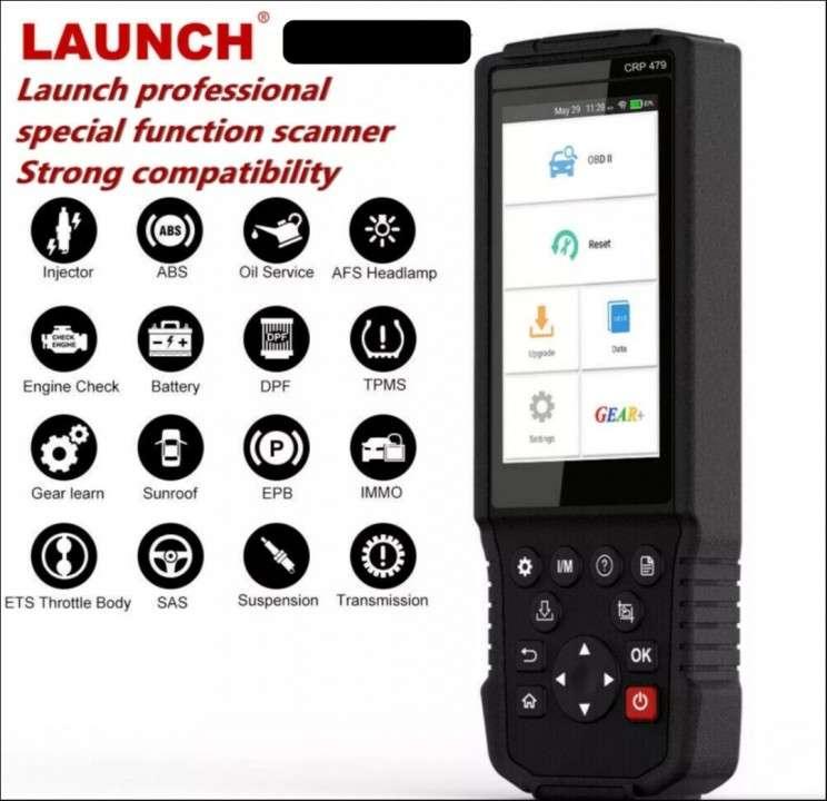 Scanner launch multimarcas y vía chile - 2