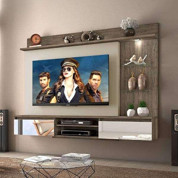 Panel para TV varios diseños y estilos - 0