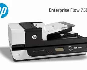Escáner HP Enterprise Flow 7500