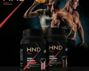 Suplemento HND Whey Protein
