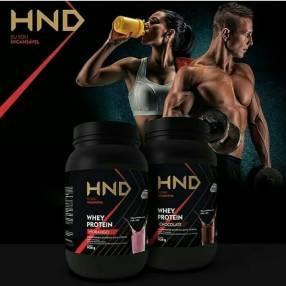 Suplemento HND Whey Protein