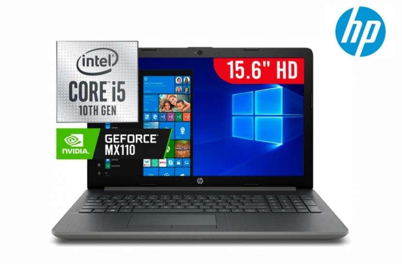 Notebook HP i5 MX110. - 0
