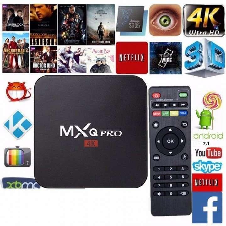 Tv Box MXQ-4K Pro - 1