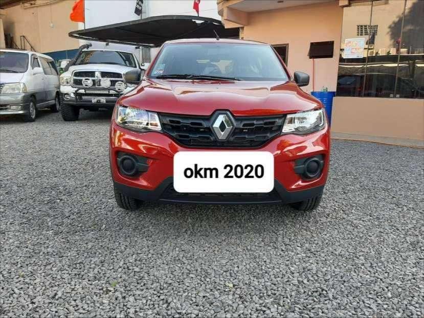 Renault Kwid 2020 motor 1000 naftero mecánico 0K - 3
