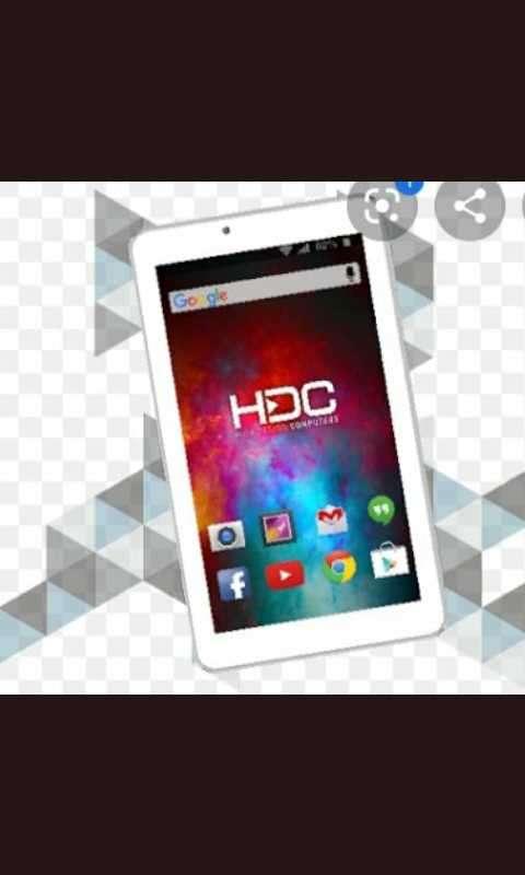 Tablet HDC T700B - 0