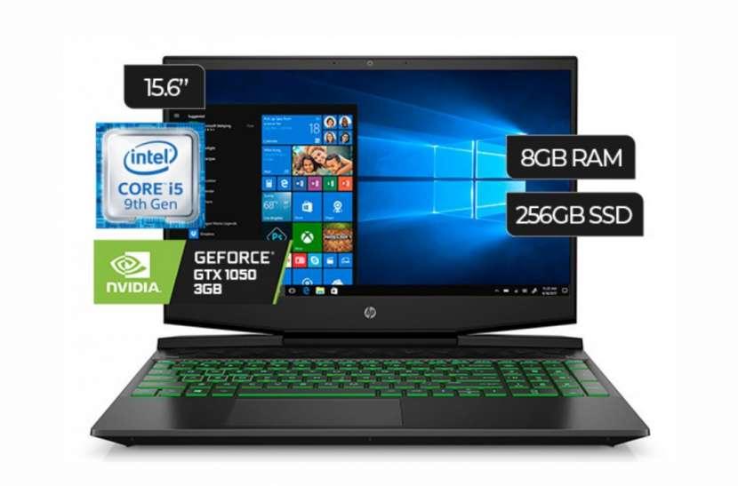 Notebook HP Pavilion i5 Gamer - 0