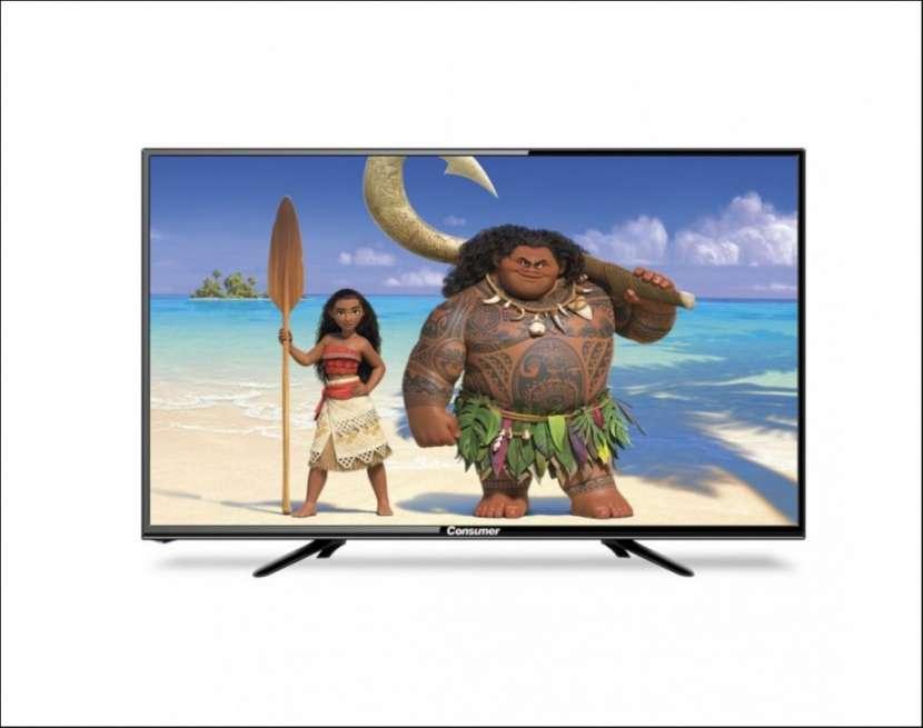 Tv consumer 32″ led smart - 0