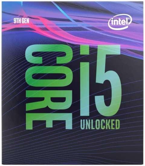 Procesador Intel Core i5-9600K