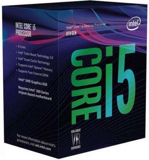 Procesador Intel Core i5-8600K