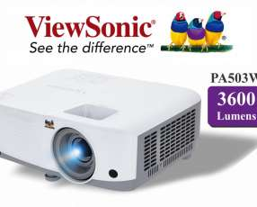 Proyector ViewSonic PA503W