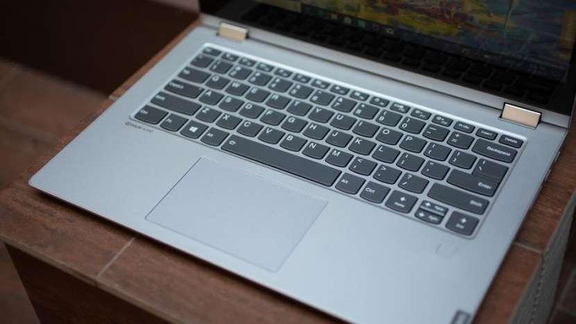 Notebook Lenovo touchscreen - 1