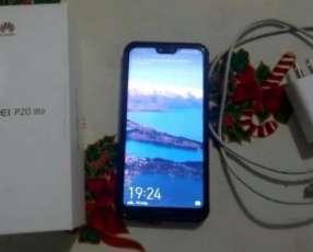 Huawei P20 lite + Auricular Inalambrico por bluetooth