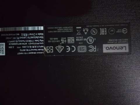 Lenovo ideapad 110 amd a9 7th gen 4 gb ram 1tb disco duro - 2