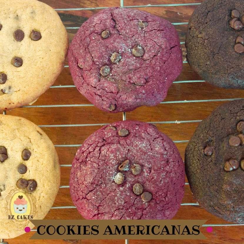 Cookies Americanas - 0