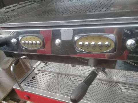 Cafetera Semiautomatica Tokyo 2 salidas