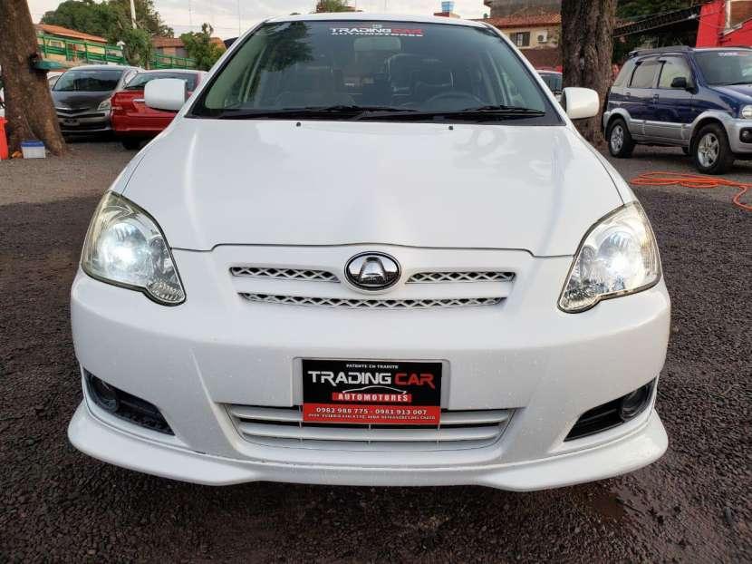 Toyota Allex 2005 motor 1.5 naftero automático - 2