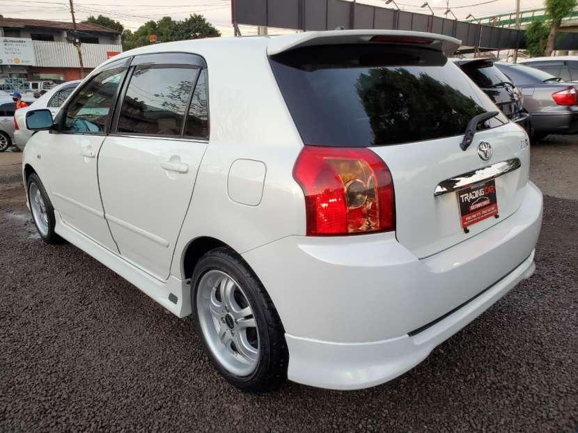 Toyota Allex 2005 motor 1.5 naftero automático - 3