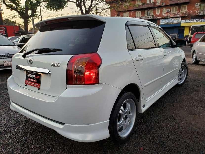Toyota Allex 2005 motor 1.5 naftero automático - 5