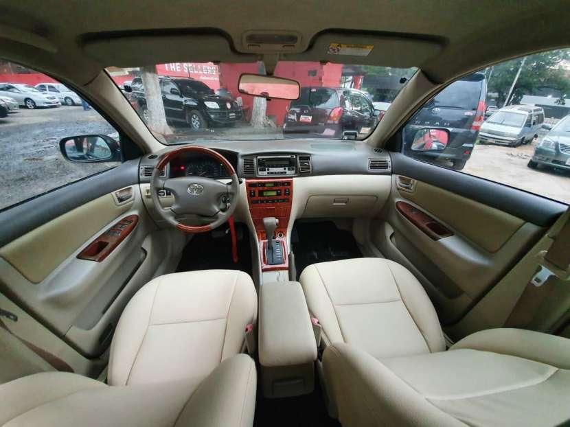 Toyota corolla altis - 7