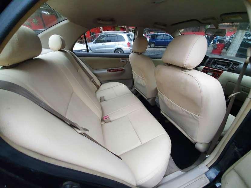 Toyota corolla altis - 8