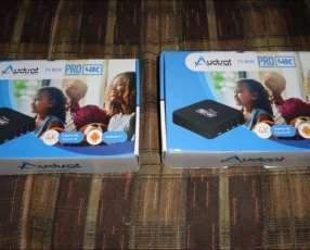 Tv Box receptor Audisat Pro 4k wifi