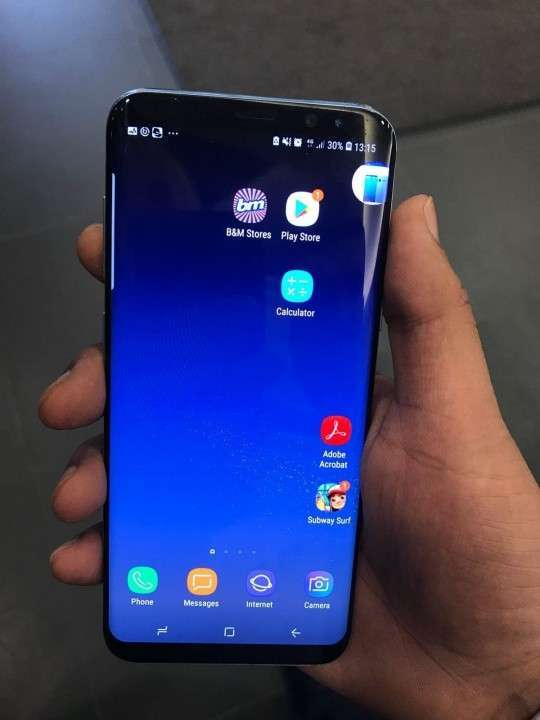 Samsung Galaxy S8 Plus - 0
