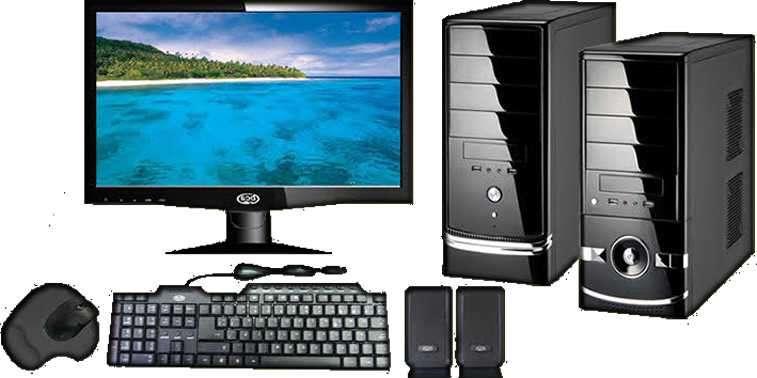 PC de escritorio BCA - Intel Dual Core G5400 - 0