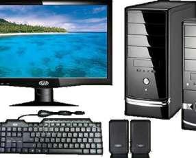 PC de escritorio BCA - Intel Celeron G4600