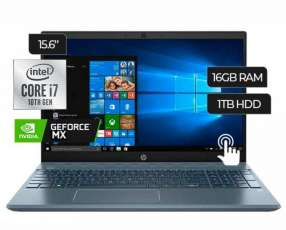 Notebook HP i7 FHD Touch