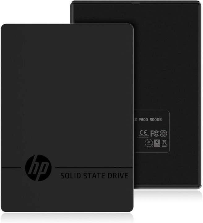 Disco Duro Externo HP 500 GB - 1