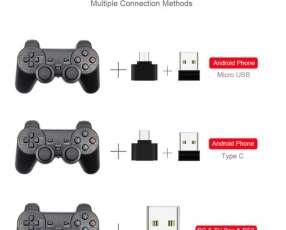Joystick 2,4G inalámbrico (Teléfono Android/PC/PS3/