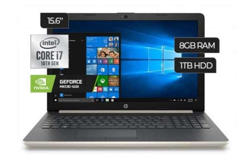 Notebook HP i7 MX130 - 0