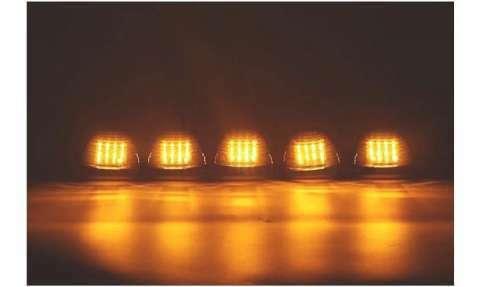 Luces de señalización de cabina 5 unidades - 3