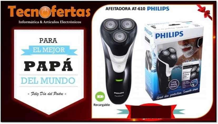 Afeitadora Philips - 0