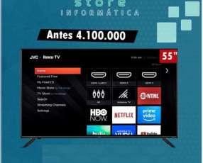 TV Smart JVC 55 pulgadas