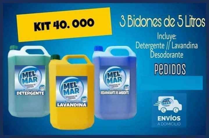 kit de limpieza - 0